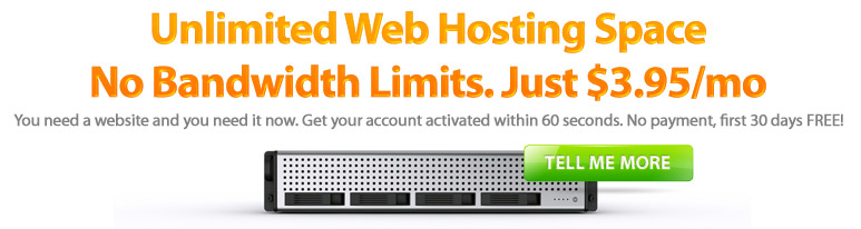 Affordable Web Hosting Offer
